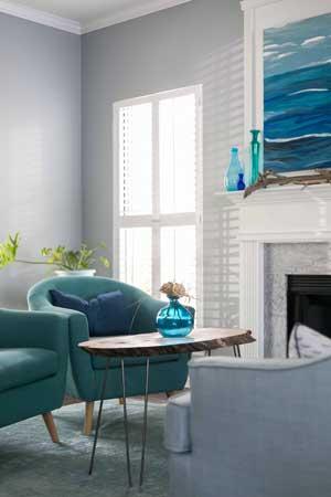 Sherwin-Williams Online 7072 Living Room