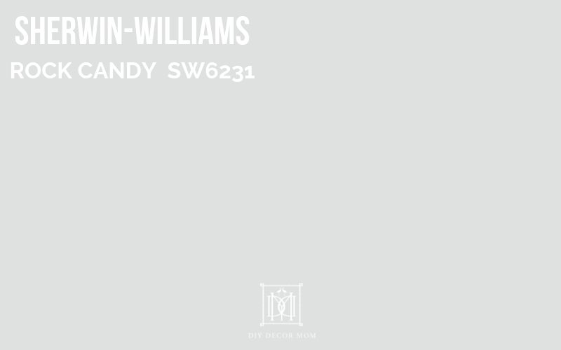 sherwin-williams rock candy paint swatch