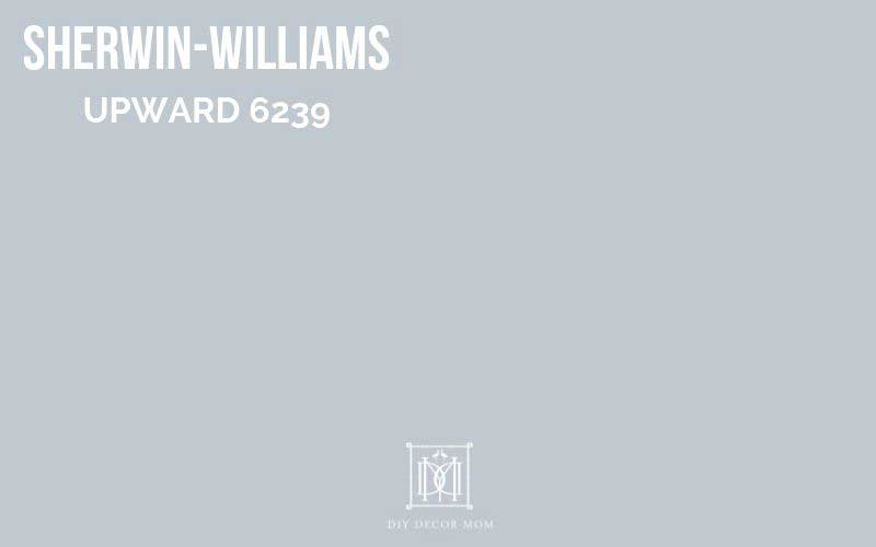 sherwin-williams upward paint color