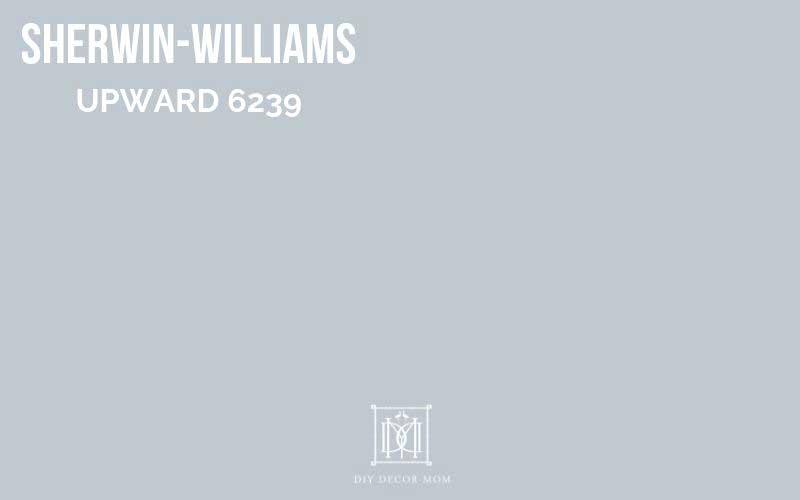 sherwin-williams upward paint color