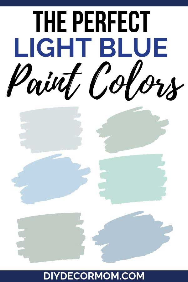 benjamin moore light blue paint colors