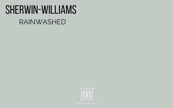 sherwin-williams rainwashed