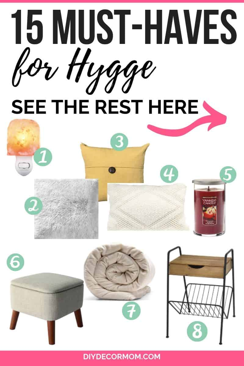 things you need in your house to make it warm and cozy this winter