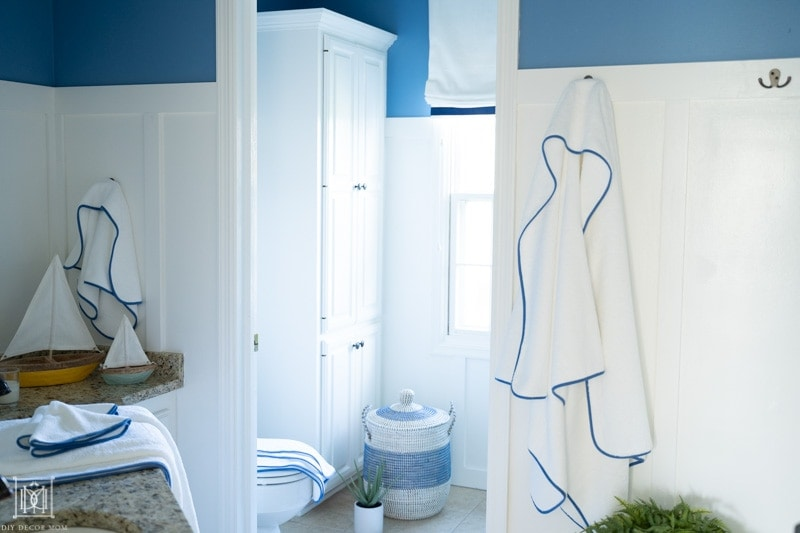 how to make your bathroom nice for guests