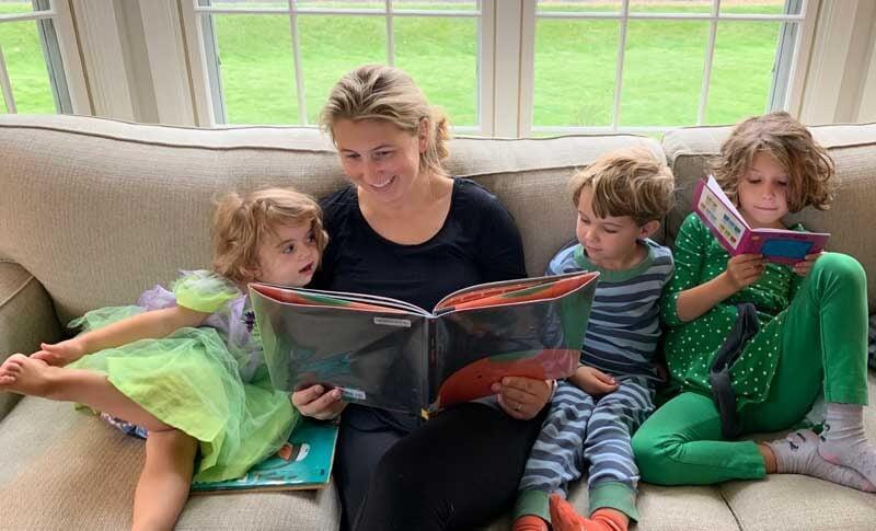 screen free activities with kids