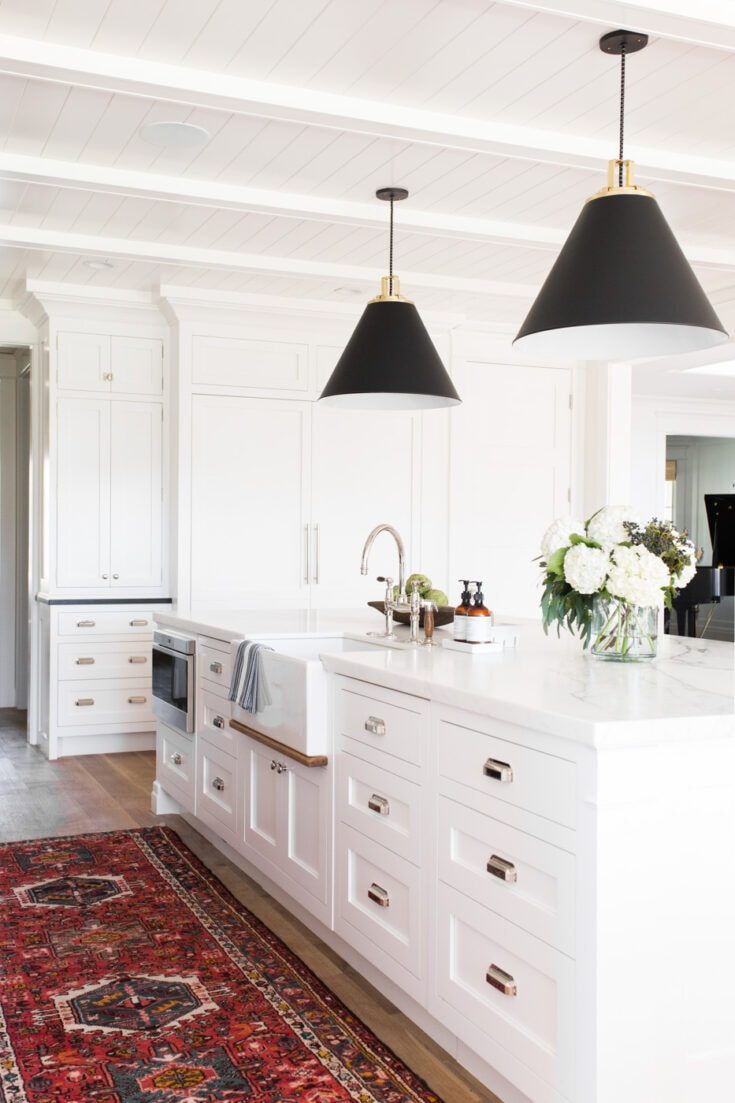 Chantilly Lace Kitchen