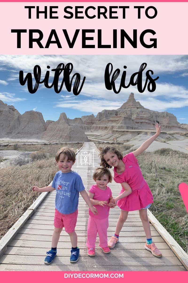 the best tips for traveling with kids