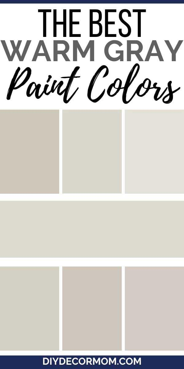 the best warm paint colors from sherwin-williams and benjamin moore