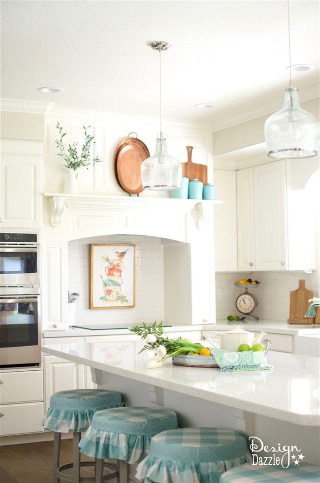 White Dove Cabinets