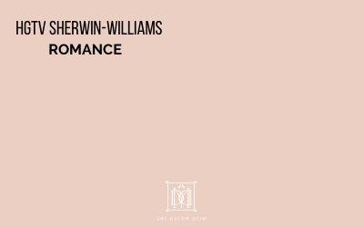 HGTV Sherwin-Williams Romance