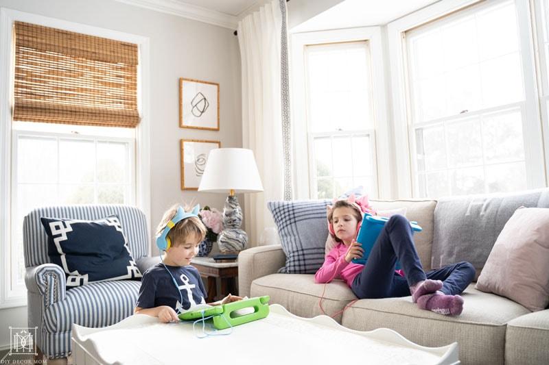 best parental screentime management apps for kids tablets