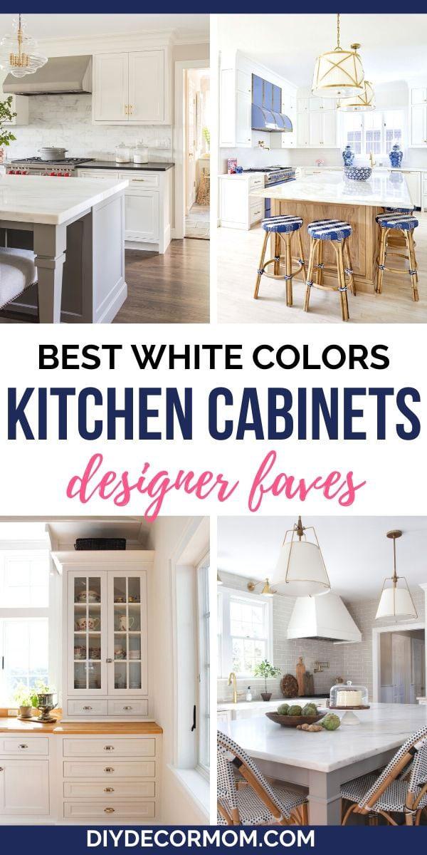 white kitchen cabinets in luxury kitchens designed by interior designers