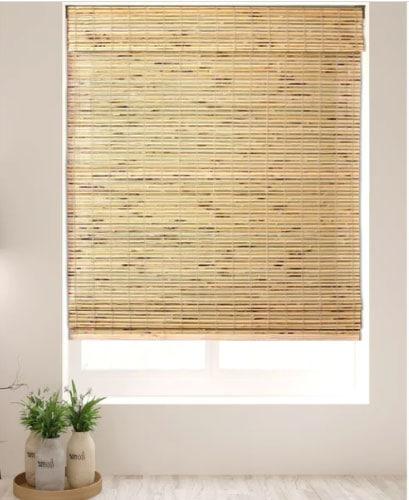 arlo petite rustique bamboo blinds