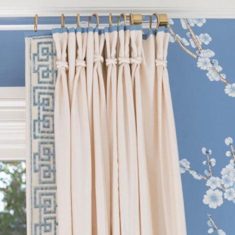cast acrylic curtain rods