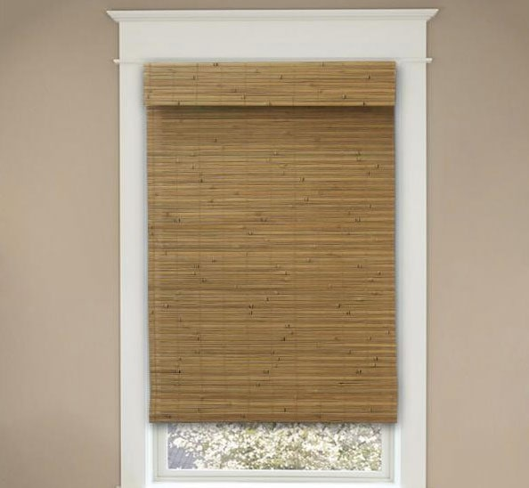 honey bamboo blinds home depot home decorators collection