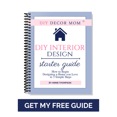 interior design starter guide